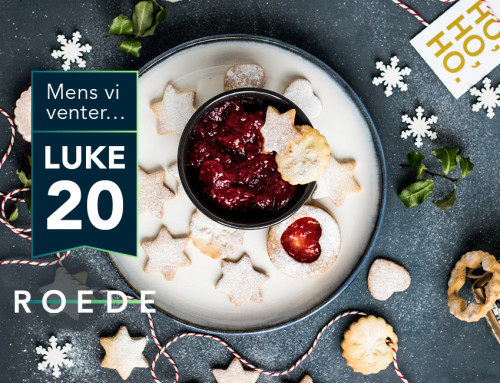 Mens vi venter… luke 20 – smakfult juleverksted